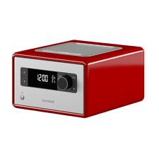 Sonoro sonoroRADIO - DAB/DAB+/FM-Tuner USB Bluetooth rot - NEU