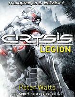 Crysis Legion Vol. 1 (De 2) - Peter Watts Livre Multiplayer