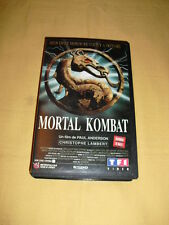 Mortal Kombat VHS Christophe Lambert