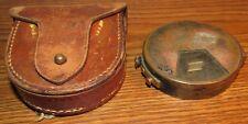 1942 U.S.C.E U.S. Corps of Engineers Clinometer - Smith & Wesson