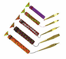 Set of 5 different Dan Moi Hmong Jaw/Jew's/ Mouth Harp Lips Twanger - Best deal