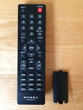 New listing Dynex Dx-Rc02A-12 Factory Original Tv Remote Clean Tested Fast Free Shipping