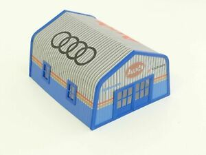 Car Garage Diorama Parts Scale 1:43 Sport Auto Garage with Sheet 'Metal' Roof