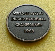 1968 HANDBALL WORLD CHAMPIONSHIPS Participant MEDAL