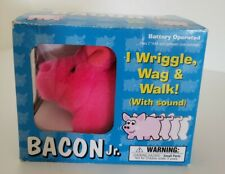 Westminster Bacon Jr. Battery Operated Pig (Pink), 2000 (Not Working)
