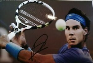 """Rafael Nadal US Open Tennis Photos ALL 5"""" x 4"""" Signed print Collectable ❤️"""