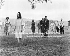 1968 Night of the Living Dead Zombie Zombies Horror Movie Scene Photo Picture