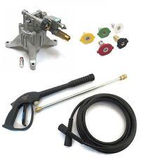 POWER PRESSURE WASHER WATER PUMP & SPRAY KIT Sears Craftsman 580.752722 020268-2