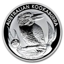 Australia $ 1 Kookaburra Dragon Privy 2012 1 oz .999 Silver Coin