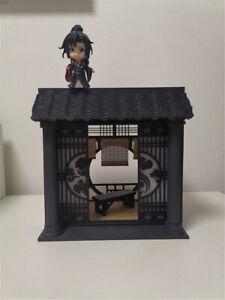 Grandmaster of Demonic Cultivation Wangji Wuxian Scene Model House for Ob11 Doll