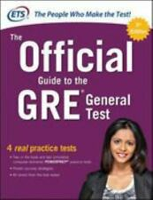 The Official Guide to the GRE General Test by Educational Testing Service - 3rd