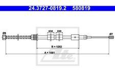 ATE Cable de accionamiento, freno estacionamiento PEUGEOT 306 24.3727-0819.2
