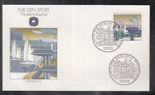 "Germany 1993 ""Munich Olympic Park""  of beautiful Artist FDC"
