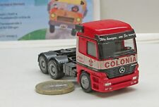 """Herpa   MB Actros L   6x4 Zugmaschine   """"Colonia"""""""