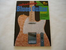 INTRODUCING BLUES GUITAR For Beginner by Brett Duncan. including  CD