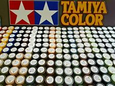 TAMIYA  (X) Paint Set - 30 MINI BOTTLES 1/3 oz. (NO DUPLICATES) NEW + FRESH