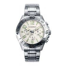 Reloj Viceroy Hombre 40393-05 Acero Cronógrafo