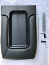Chevrolet Silverado GMC Sierra Center Console Lid Kit Dark Pewter Grey 99-02