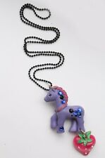 Sweet Pony Toy Renewal EMO Necklace Pastel goth Kawaii Harajuku Sweet Lolita