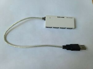 Rock Band USB 2.0 4-Port Hub VP-H209B ViPowER PS2 PS3 Playstation 3 Xbox 360 Wii