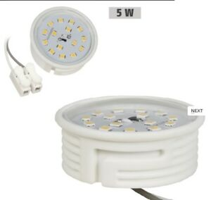 LED Modul, 5W, 400 Lumen, 50x20mm, warmweiß, passend für Einbaustrahler