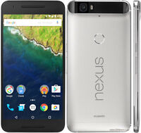 NEW HUAWEI NEXUS 6P H1511 Silver 32GB GSM 4G LTE Android Unlocked
