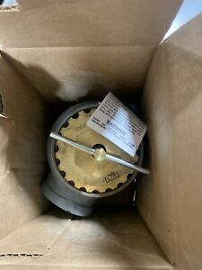 """NEW KUNKLE EMERSON SAFETY VALVE 0337-H01ANM 0337H01ANM 2"""" 12 PSIG"""