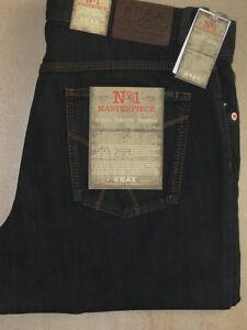 BRAX Jeans Stretchjeans Cooper Herbst/Winter jeansblau 1000/23 NEU