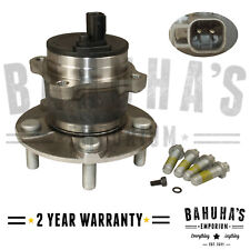 FORD FOCUS MK2 TDCi 1.4 1.6 1.8 2.0 2.5 REAR WHEEL BEARING HUB + ABS 2004-2011