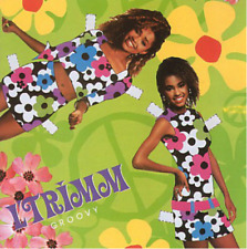 MINT! Groovy * by L'Trimm (CD, Atlantic (Label)) RARE OOP FREESTYLE RAP 1991