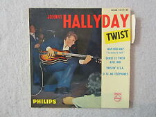 EP Single /  Johnny Hallyday ‎– Wap-Dou-Wap / RARITÄT / 1962 / FRANCE PRESS /