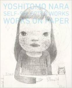 Japanese YOSHITOMO NARA WORKS Book - SELF-SELECTED WORKS ON PAPER