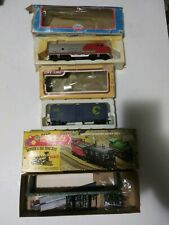 Lot Of 3 Vintage Train Model Power, Life-Like, Roundhouse Products
