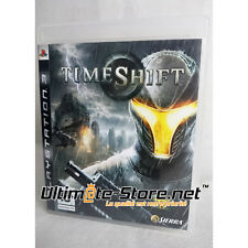 Jeu PS3 TimeShift - Time Shift - PlayStation 3 - Sierra / Saber Interactive