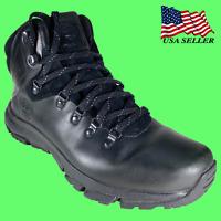 Timberland A1ZEJ Men's Garrison Field Waterproof Leather Boots Black US 11.5