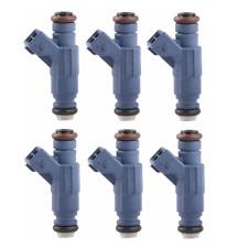 Set of 6 Fuel Injectors Fit Mazda B4000 Ford Ranger Explorer 4.0L 822-11138