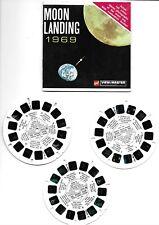 More details for viewmaster slides 1969 moon landing   3 slides