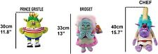 Official Bergens Plush Toy From Trolls Movie 30cm
