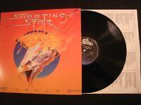 SHOOTING STAR ~ Burning - 1983 Promo Vinyl 12'' Lp./ VG+/  Hard Rock AOR