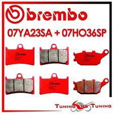 Pastiglie Freno BREMBO Ant. SA + Posteriori SP YAMAHA YZF R6 600 2005 2006 2007