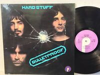 Hard Stuff Bulletproof NM UK ORIG Gatefold psych hard rock