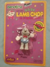 Bend ems Baby Lamb Chop Shari Lewis Baby Hush Puppy  NEW