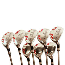 NEW LADY HYBRIDS 3-9 FREE PW LADIES WOMENS GRAPHITE SET