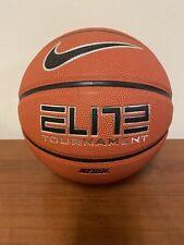 NEW! nike elite Tournament basketball 29.5
