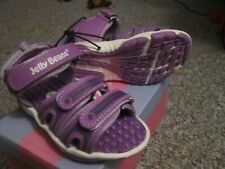 Jelly Beans Purple Sandals Size 12