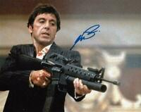 "AL PACINO ""Tony Montana, Scarface""  Autographed Signed 8x10 Photo REPRINT"