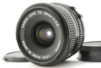 [NEAR MINT+++] Canon New FD NFD 28mm f/2.8 Wide Angle Prime MF Lens From JAPAN