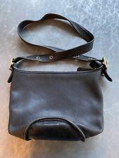 Vintage Black COACH Legacy Bucket Bag