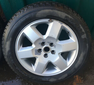 LAND ROVER DISCOVERY 19'' ALLOY WEEL WITH TYRE 255/55R19 ✅✅✅