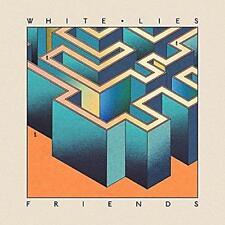 White Lies - Friends (NEW CD)